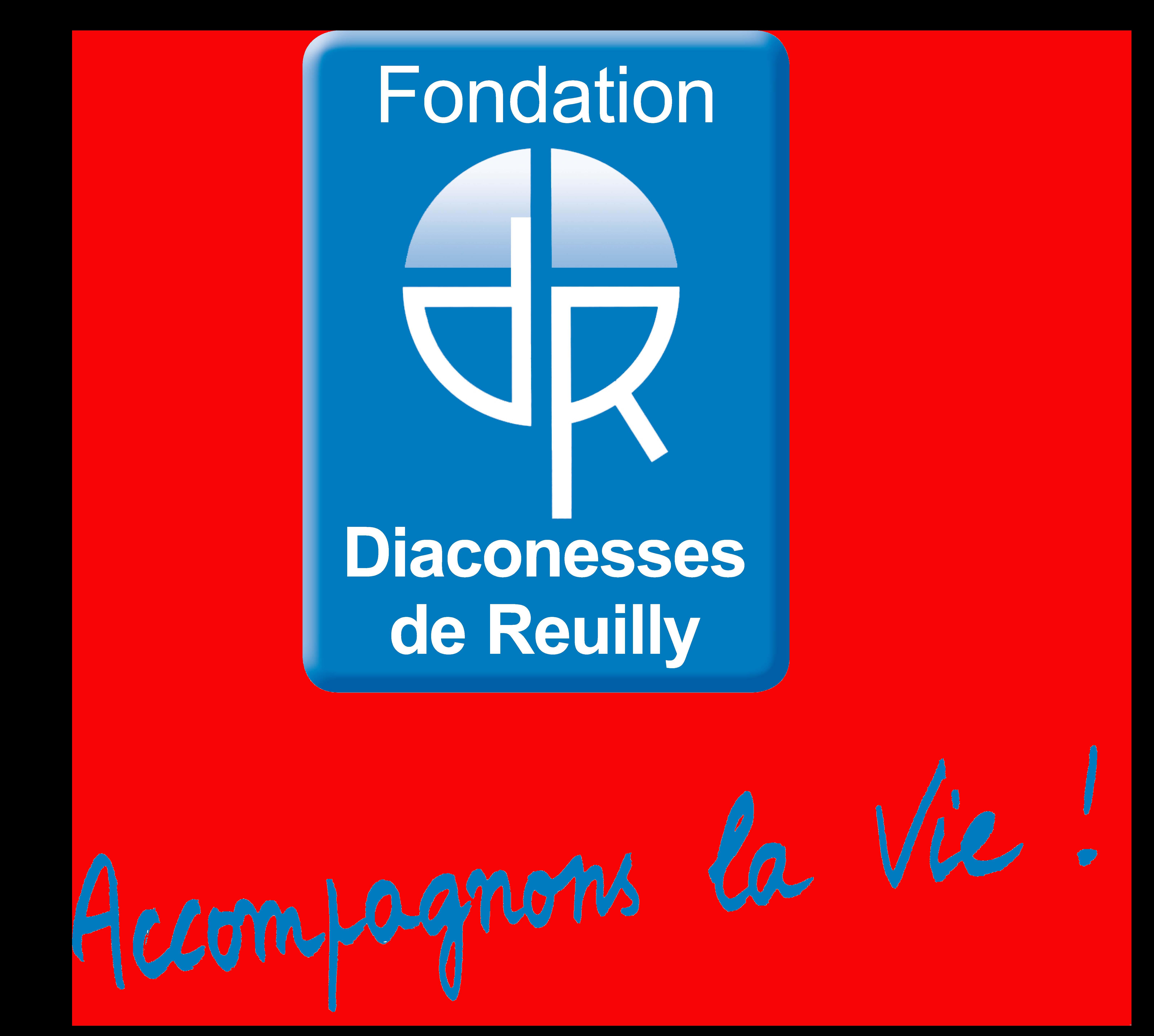 Logo Fondation Diaconesses de Reuilly